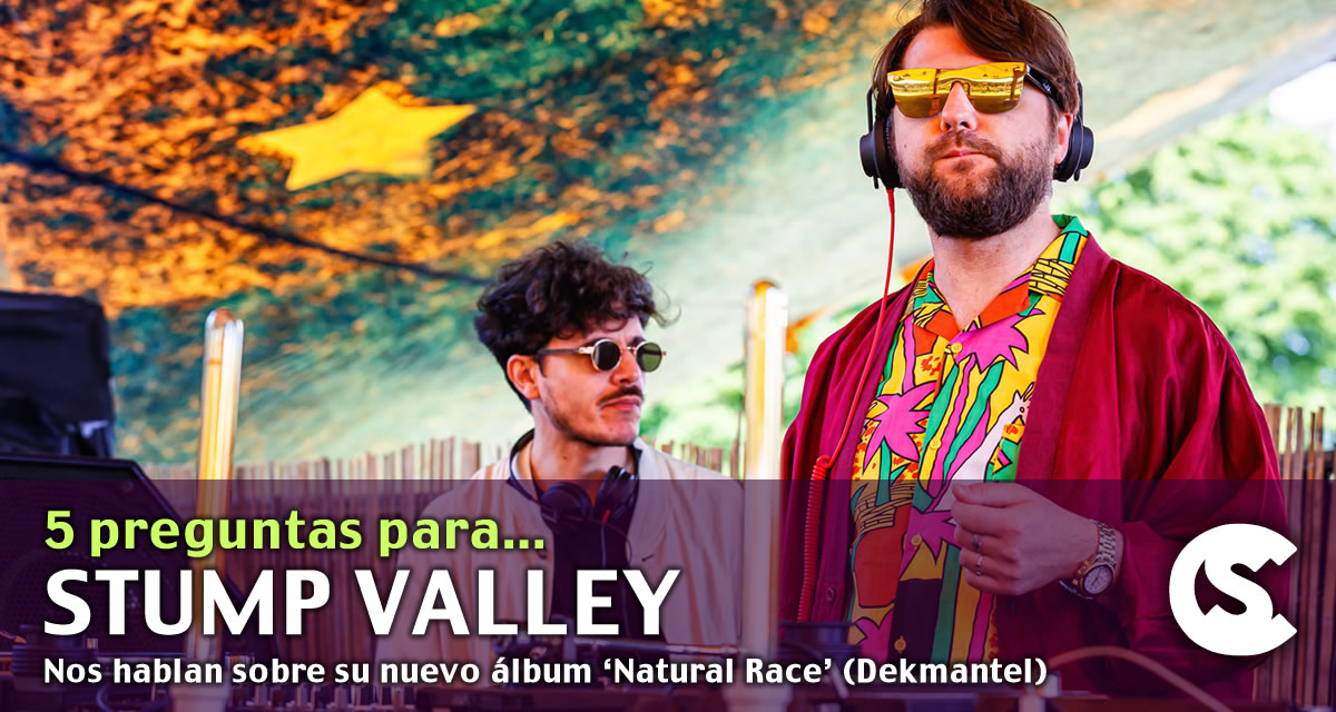 5 preguntas para Stump Valley