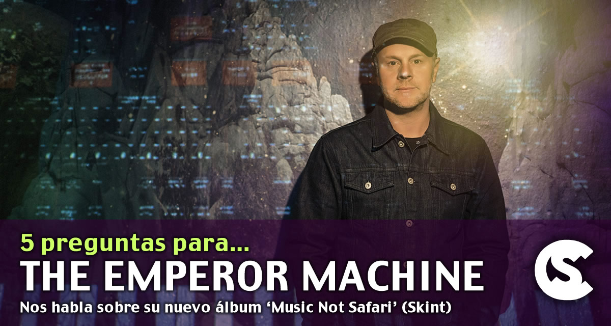 5 preguntas para The Emperor Machine