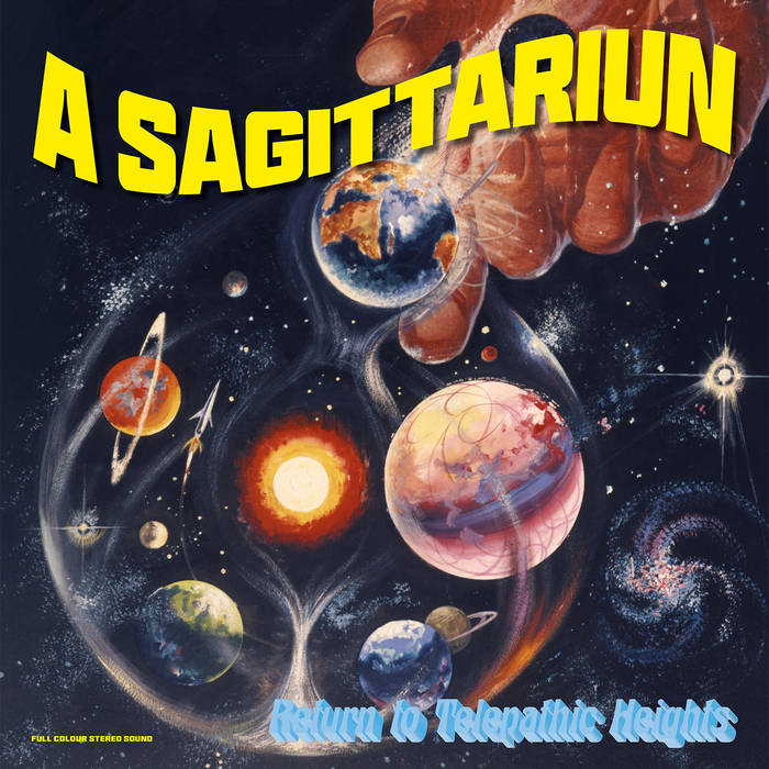 A Sagittariun - Return To Pacific Heights