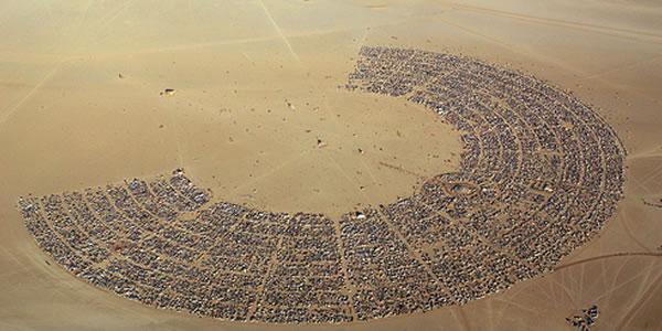 Una joven fallece en el Burning Man