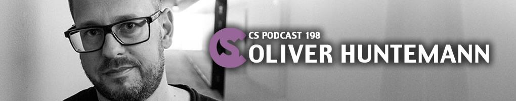 Podcast: Oliver Huntemann