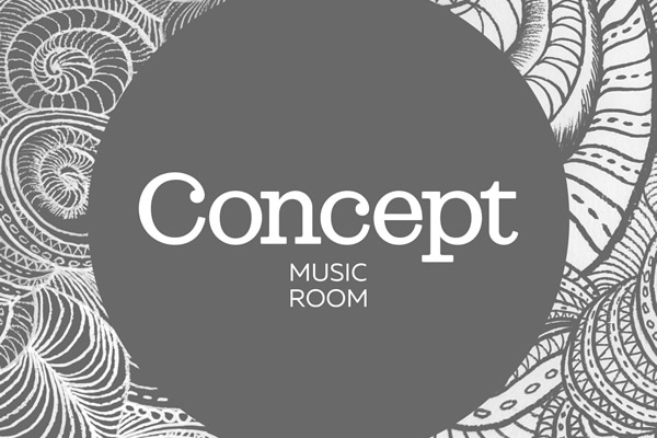 Concept Music Room