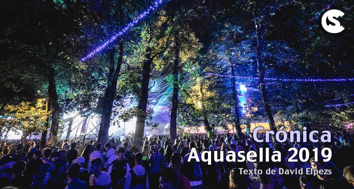 Crónica Aquasella 2019