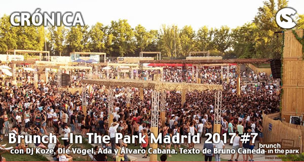 Crónica: Brunch -In The Park Madrid 2017 #7