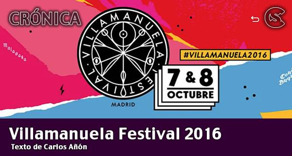 Crónica: Villamanuela 2016