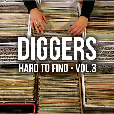 Diggers - Hard To Find Vol.3