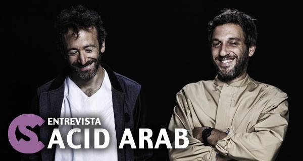 Entrevista: Acid Arab