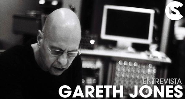 Entrevista Gareth Jones