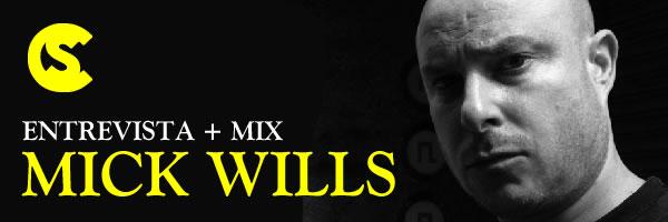 Entrevista Mick Wills