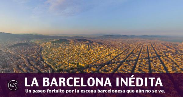 La Barcelona Inédita