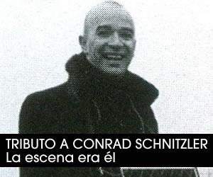 Tributo a Conrad Schnitzler