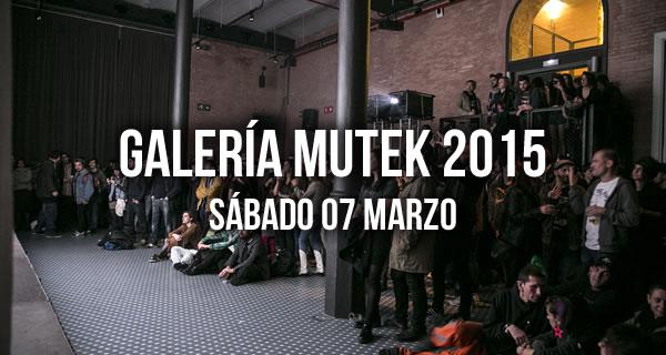 Mutek 2015: Sábado