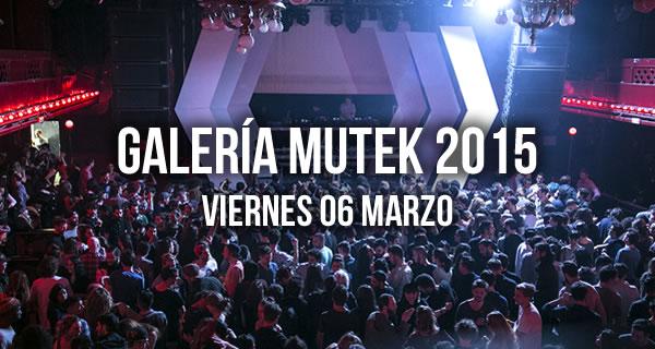 Mutek 2015: Viernes