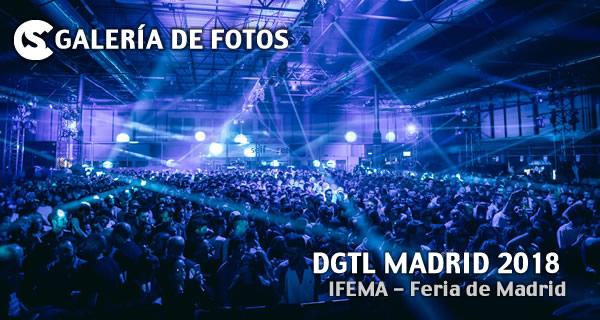 DGTL Madrid 2018