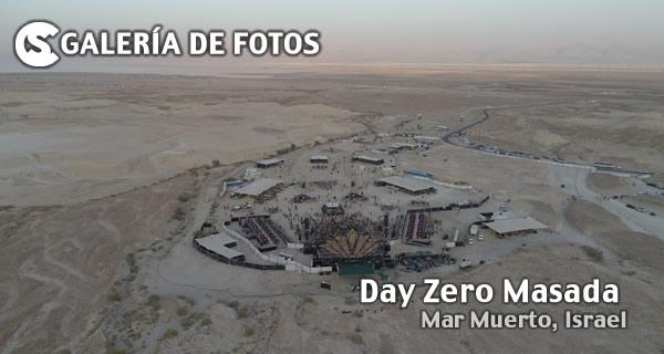 Day Zero Masada