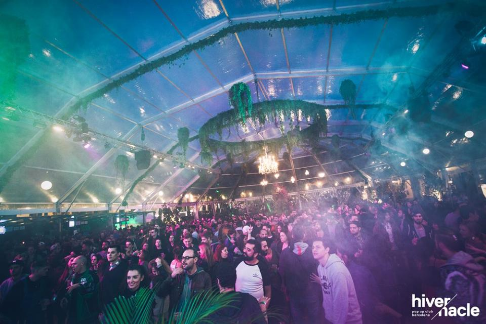 Hivernacle Pop Up Club Barcelona #2 @ Poble Espanyol [27.11.2016]