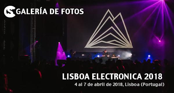 Lisboa Electronica 2018
