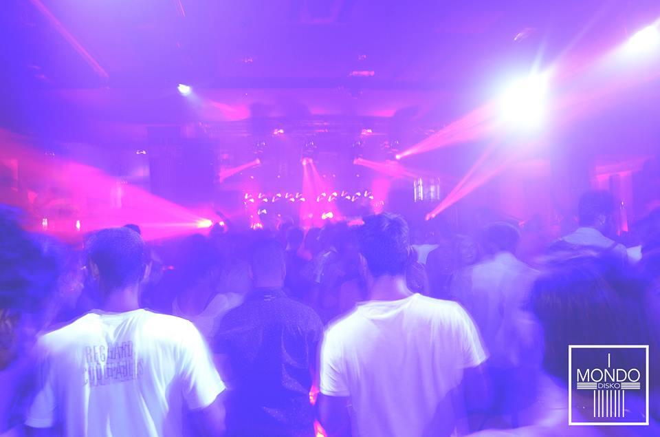 JackWasFaster live @ Mondo Disko (Madrid) [03.08.2016]