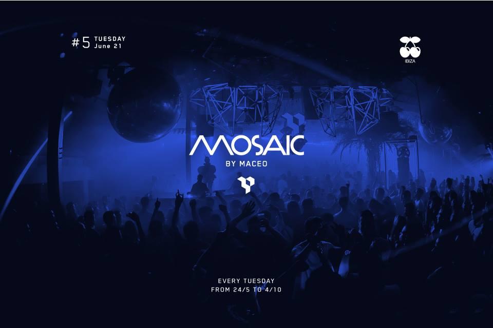 Mosaic My Maceo #5 @ Pacha Ibiza [21 Junio 2016]