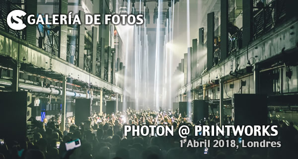 Photon @ Printworks