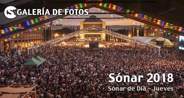 Sónar 2018 - Sónar de Día: Jueves