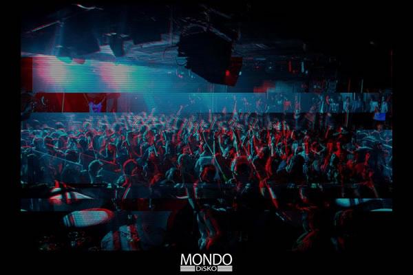 DVS1 @ Mondo Disko (Madrid) [01.11.2014]