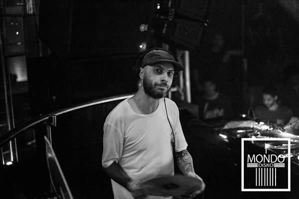 Levon Vincent @ Mondo Disko (Madrid) [09.10.2014]