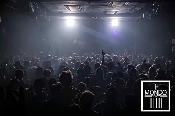 Âme Dj @ Mondo Disko (Madrid) [11.10.2014]