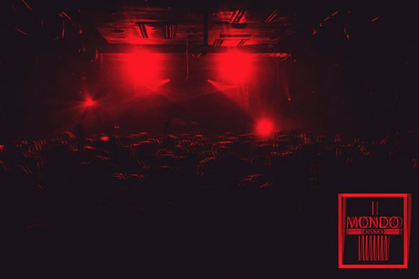 Skudge (live) @ Mondo Disko (Madrid) [29.11.2014]