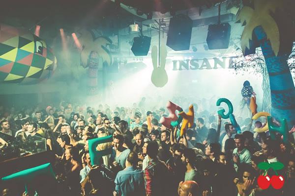 Insane Closing @ Pacha (Ibiza) [03.10.2014]