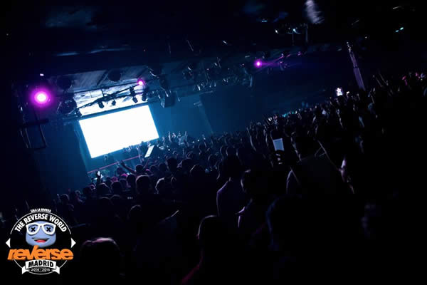 Marco Bailey @ Reverse (Madrid) [24.10.2014]