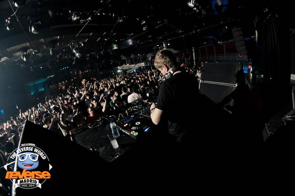John Digweed @ Reverse (Madrid) [28.11.2014]