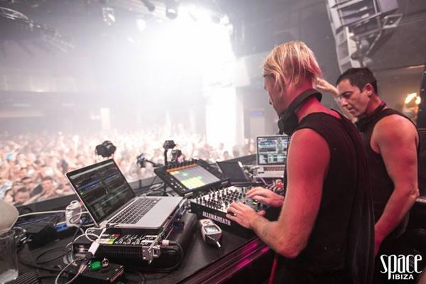 ENTER Week 10 @ Space Ibiza [04.09.2014]