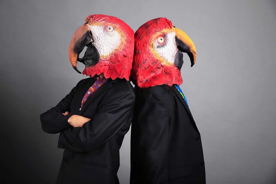 Guacamayo Tropical Djs