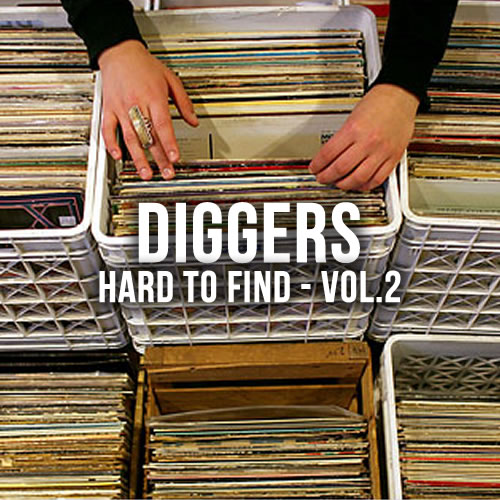 Diggers: Hard To Find - Vol.2