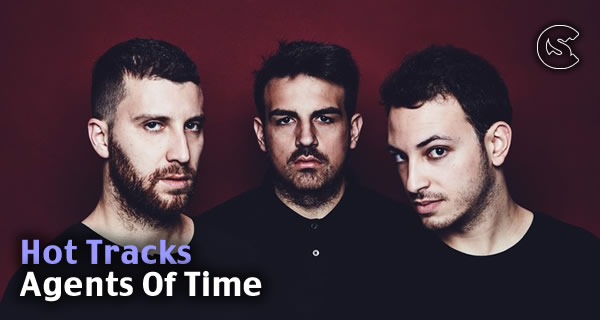 Hot Tracks: Agents Of Time