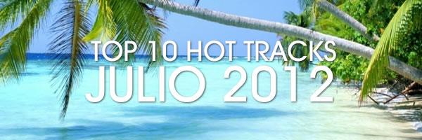 Hot Tracks Junio 2012