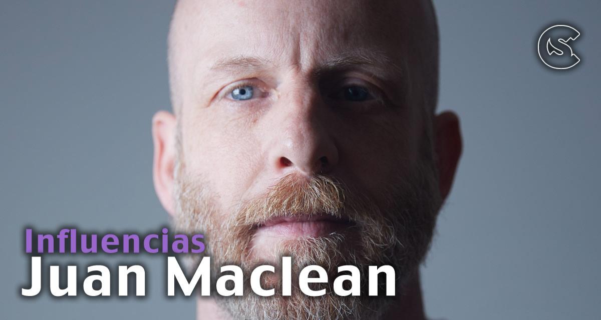 Inluencias: Juan Maclean