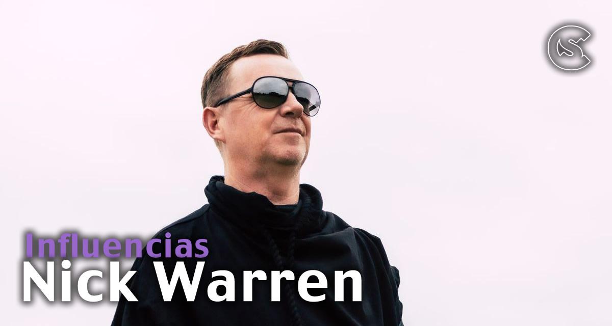 Inluencias: Nick Warren