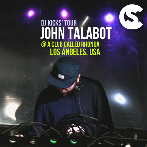 John Talabot @ A Club Called Rhonda