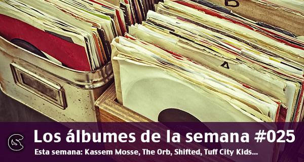 Los Álbumes de la semana 025