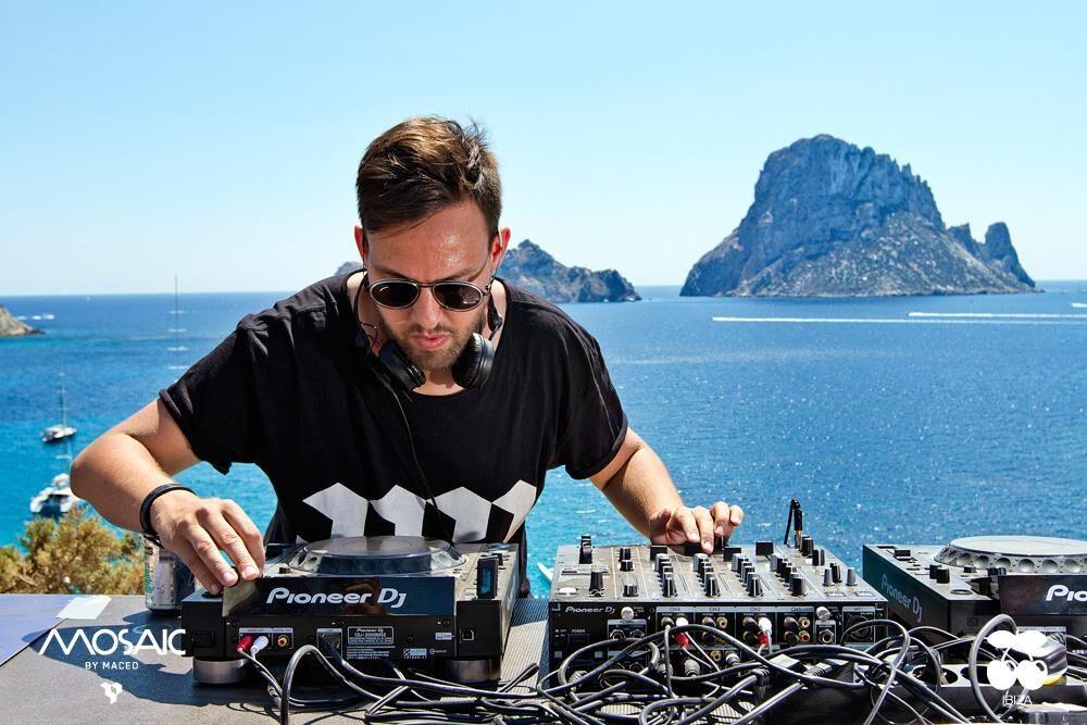 Maceo Plex @ 10 Key Spots in Ibiza