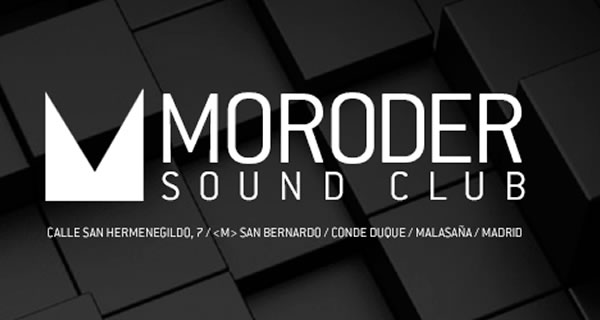 Moroder Sound Club