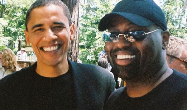 Carta de los Obama sobre Frankie Knuckles