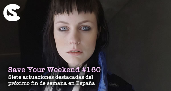 Save Your Weekend #160