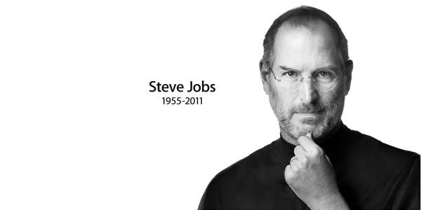 La comunidad electrónica se despide de Steve Jobs