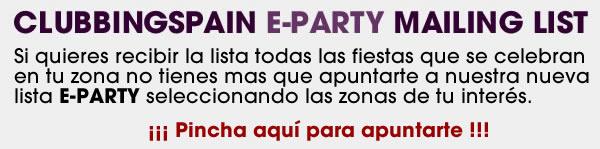 E-Party Mailing List