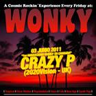 Crazy P en Wonky