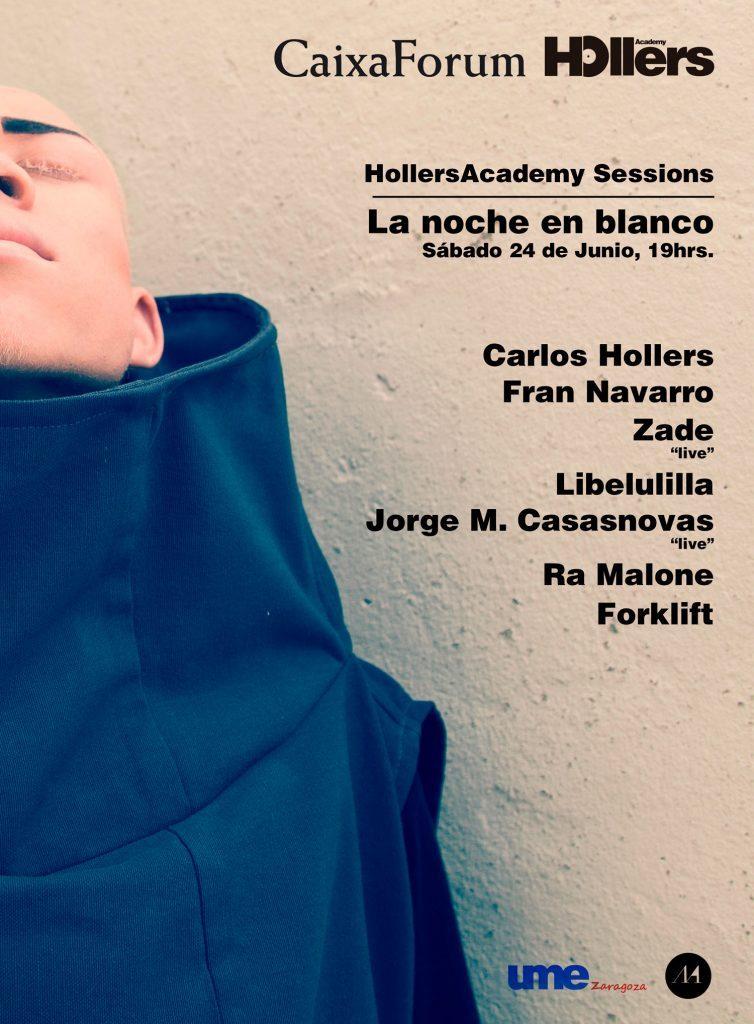 Hollers Academy Sessions At Caixaforum Zaragoza Zaragoza Agenda