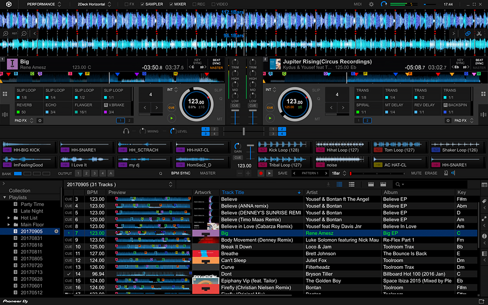 Soundcloud to rekordbox